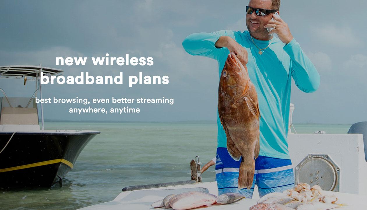 Wireless Broadband Plans