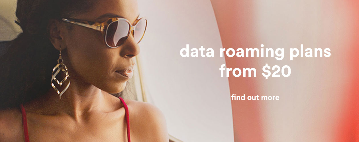 data roaming plans from $20
